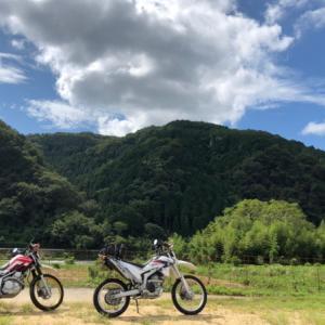県北へ林道ツーリング(^^)v