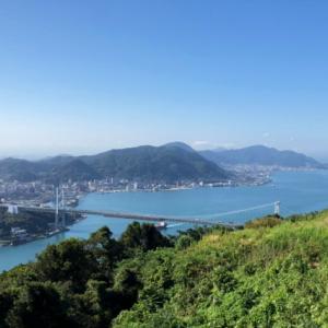 秋の九州鳥ドラ(最終回)関門海峡でタカの渡り