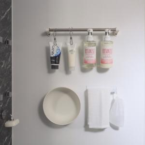 浴室用マグネットグッズが便利で快適!お風呂の収納。