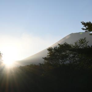 【富嶽三十六景、台風キャンプ】その5