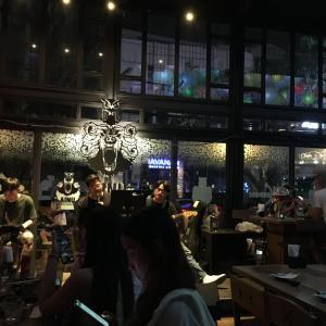 3日目の夜 北海道居酒屋からInsanityへ