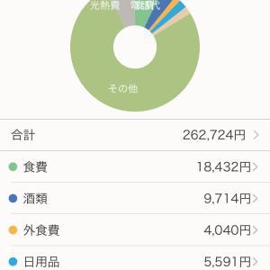 5月の家計簿