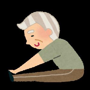 高齢者にオススメの日々の運動時間の確保法