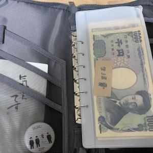噂の無印パスポートケース♪