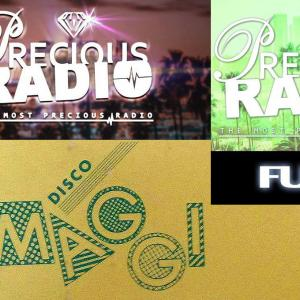 Precios Radio (L.A. Hollywood) DJ AKI - Radio Show