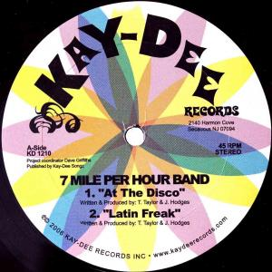 7 Miles Per Hour Band (Kay-Dee Records 12`Special Version)