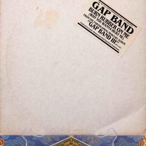 The Gap Band / Burn Rubber On Me (US Promo 12` Special Long Versin) 80