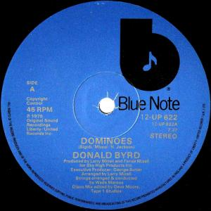 Donald Byrd / Dominoes (UK 12`Special Long Version) 75