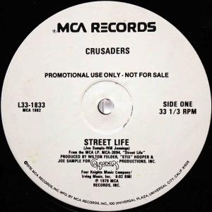 The Crusaders / Street Life (US Promo 12` Special Disco Version) 79