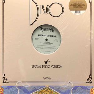 Andre Solomko / Recalling You (Fra 12` Special Disco Version) 2020