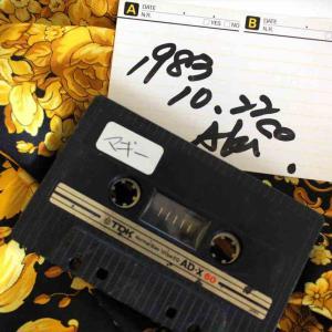 DJ AKI at Disco Maggi Osaka (October 22rd Satuday 1983)