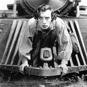 『キートンの大列車追跡』感想~世界三大喜劇王バスター・キートンの代表作