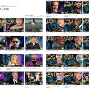 【映画ファンにおすすめ】IMDbの動画コンテンツ『Director's Trademarks』とは?