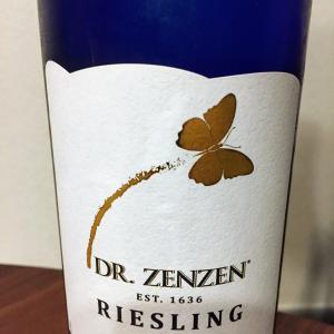 [白 ドイツワイン] 爽やかな酸味と程よい果実味 DR.ZENZEN RIESLING Reserve 2017@酒のやまや