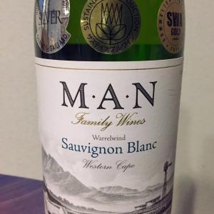 [白 南アフリカ] スッキリの白 ... Man family wines Sauvignon Blanc@酒のやまや