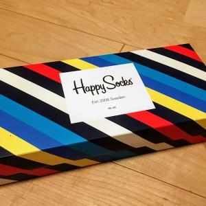 Happy Socks貰った
