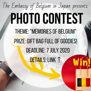 """Memories of Belgium"" photo contest"