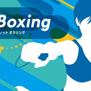 Fit Boxing導入してみた