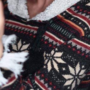 フェアアイルセーター