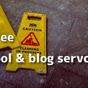 無料サービスで企業ホームページを作ることをオススメしない理由