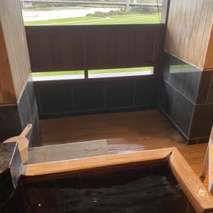 十勝川温泉でまったり。