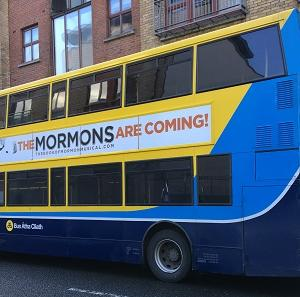 モルモンが来る!