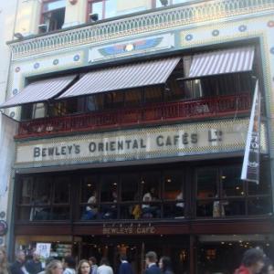 グラフトン・ストリートのビューリーズ・カフェが閉店します