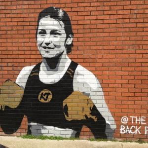 2020年、アイルランドで最も称賛されたアスリートはケイティ―・テイラー (女子ボクシング)