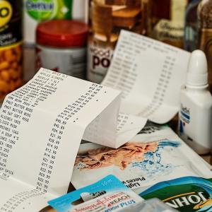【ミニマルに暮らす】食料品はまとめ買いでやりくりしてます