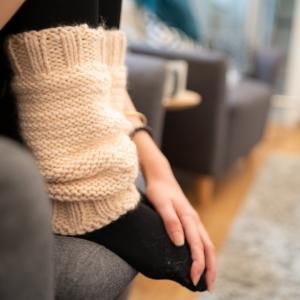 手足の冷えは体を守ろうとする反応