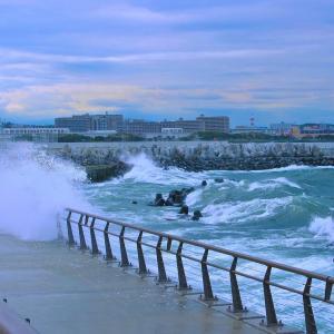 9月の台風情報!日本に接近する13号レンレンと14号カジキ