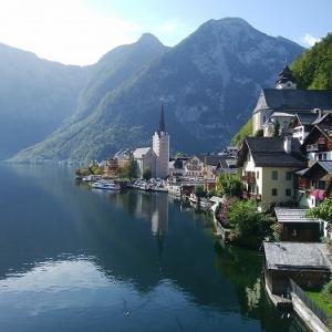世界で最も美しい湖畔の町 ハルシュタット~両親連れて海外旅行(オーストリア編)~