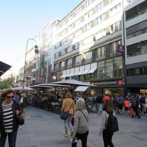 ウィーンでお惣菜 ~両親連れて海外旅行(オーストリア編)~