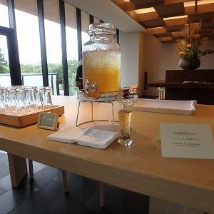 DAICHINO RESTAURANTで朝食 @SORANO HOTEL(ソラノホテル)
