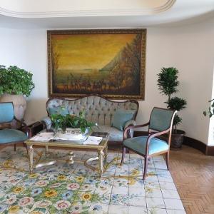 エデンロックホテルの朝食@ポジターノ ~両親連れて海外旅行(南イタリア編)~