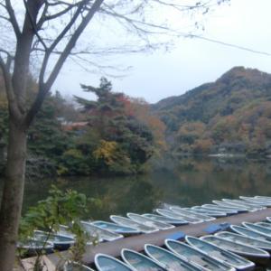 間瀬湖ワカサギ釣りは寒かったぁ(・・;)
