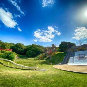 幼児連れで石垣島に行ったらバンナ公園、特にEゾーン子供広場がオススメ!