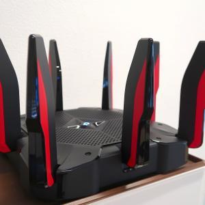 無線LANルーターをArcher C5400Xに換えたら通信速度が格段に上がった話