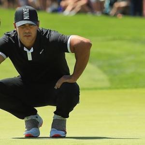 ゴルフ=ケプカ、2年連続で全米プロゴルフ協会の最優秀選手に