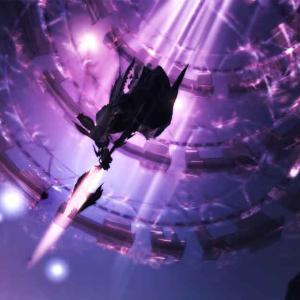 【FF14】これぞロマン技!!スターダイバーがかっこ良すぎる!!竜騎士Lv80