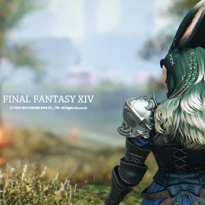 【FF14】緑髪のヴィエラはいかが? 思った以上に良かった組み合わせ!