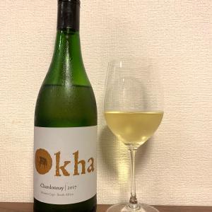 南アフリカ-白ワイン / Okha Chardonnay 2017