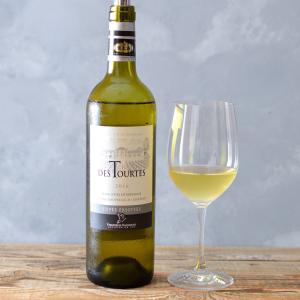 フランス・ボルドー-白ワイン / CHATEAU DES TOURTES 2016