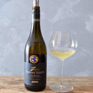 南アフリカ-白ワイン / KLEINE ZALZE Chardonnay 2017