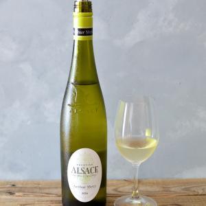 フランス-アルザス-白ワイン / Arthur Metz PRESTIGE ALSACE 2016