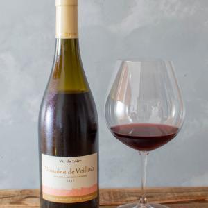 フランス-赤ワイン / Domaine de Veilloux 2017