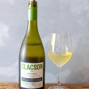 フランス-白ワイン / CLACSON CHARDONNAY 2018