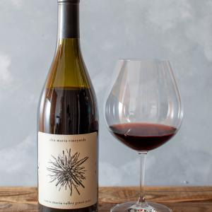 アメリカ-赤ワイン / alta maria vineyards pinot noir 2012