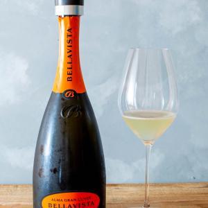 イタリア-スパークリングワイン / BELLAVISTA ALMA GRAN CUVEE NV