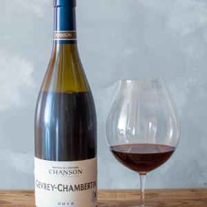 フランス-ブルゴーニュ / CHANSON GEVERY-CHAMBERTIN 2015